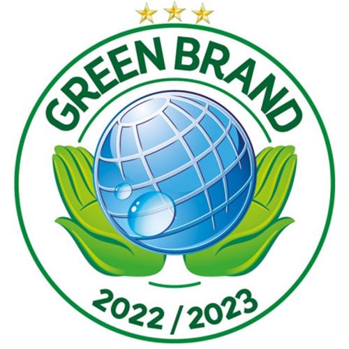 Logo Green Brand