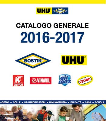Scarica il catalogo generale UHUBOSTIK 2016 - 2017